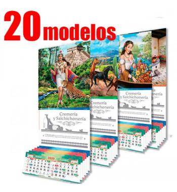 Serie NT - CALENDARIOS DE...