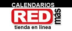 Calendario Personalizado Red